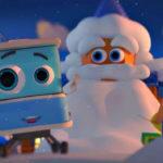 Домики — Дом Деда Мороза (4 серия)