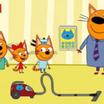 Три кота — Кот без забот (94 серия)