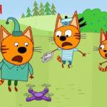 Три кота — Квадрокоптер (93 серия)