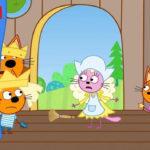Три кота — Проснуться вовремя (96 серия)
