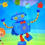 Четверо в кубе — Кубо роботы (18 серия)