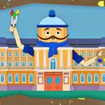 Домики — Академия художеств (24 серия)