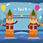 Домики — Тауэрский мост (25 серия)
