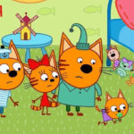 Три кота — Братик (98 серия)