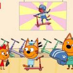Три кота — Самокат (99 серия)