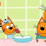 Три кота — Таинственные тортоежки (97 серия)