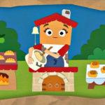 Домики — Пекарня (31 серия)