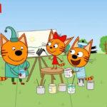 Три кота — Бюро добрых дел (102 серия)
