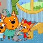 Три кота — Микробы (101 серия)