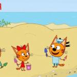 Три кота — Ракушка (104 серия)