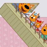 Три кота — Сюрприз для мамы (106 серия)