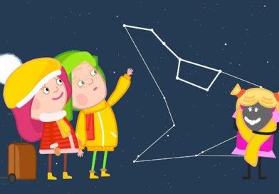 Смарта и чудо-сумка — Что такое звёзды?