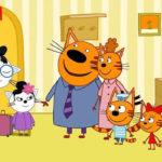 Три кота — Заморские гости (111 серия)