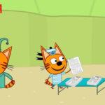 Три кота — Интервью (118 серия)