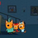 Три кота — Закон экономии (116 серия)