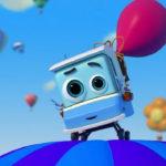 Домики — Воздушный шар (41 серия)
