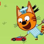 Три кота — Машинка (128 серия)