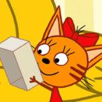 Три кота — Майский Жук (127 серия)