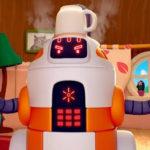 Бобр Добр — Робот (33 серия)