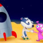 Бобр Добр — Полет на Луну (39 серия)