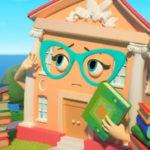 Домики — Библиотека (50 серия)