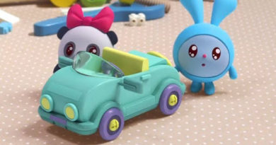 Малышарики — Моторчик (156 Серия)