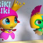 Морики Дорики — Смелый горошек (4 серия)