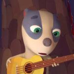 Бобр Добр — Волшебная гитара (38 серия)