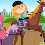 Катя и Эф.Куда-угодно-дверь — Время коня (34 Серия)