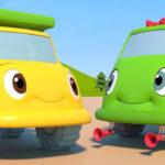 Синий трактор — Солнышко и Дождик