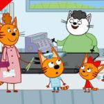 Три кота — Баллы (139 серия)