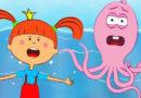 Жила-была Царевна — Спасение осьминога (серия 19)