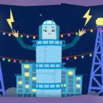 Домики — Электростанция (61 серия)