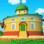 Домики — Круглое здание (59 серия)