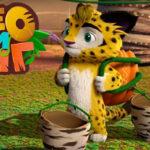 Лео и Тиг — Таонго из рода Галаго (42 серия)