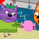 Три кота — Критика (141 серия)