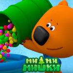 Ми-ми-мишки — Сад для Лисички (Серия 164)