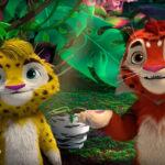 Лео и Тиг — Земляной зуб (44 серия)