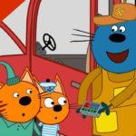 Три кота — Автосервис (148 серия)
