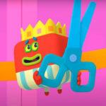 Четверо в кубе — Кубо-аквапарк (43 серия)