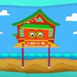 Домики — Дом на сваях (60 серия)
