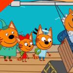 Три кота — Каша на завтрак (150 серия)