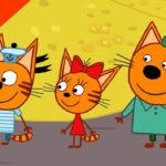 Три кота — Котоквест (151 серия)