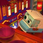 Домики — Чайный дом (63 серия)