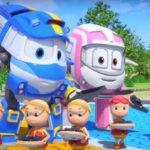 Роботы-поезда – Эмма лучший повар