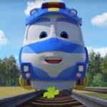 Роботы-поезда – Счастливый клевер