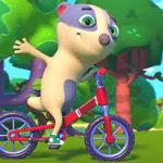 Бобр Добр — Велосипед (58 серия)