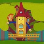 Домики — Дом на дереве (67 серия)