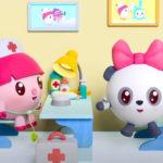 Малышарики — Поликлиника (165 Серия)