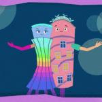 Домики — Танцующий дом (71 серия)